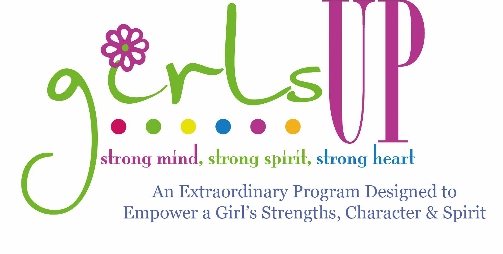Girls Up Logo